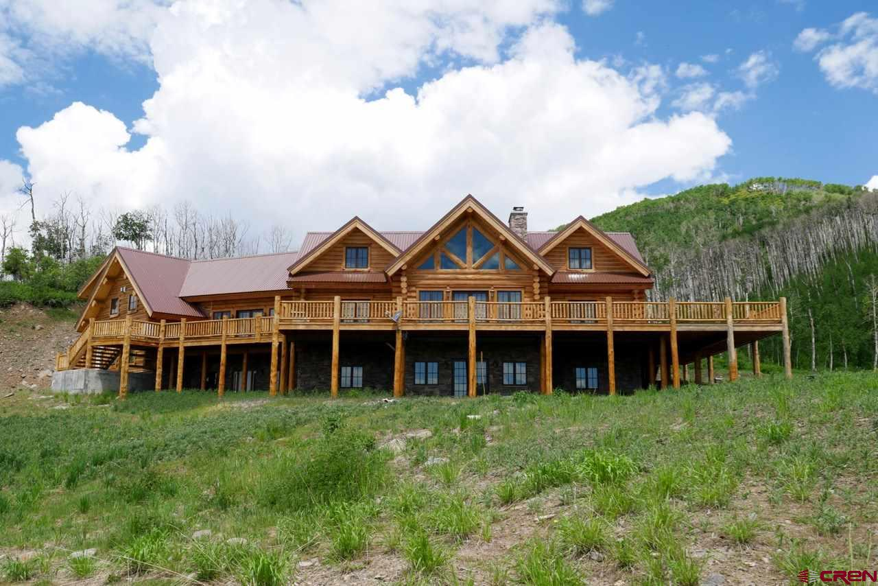 25885 highway 65 cedaredge co real estate for Colorado country homes