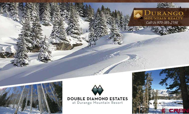 Durango Real Estate 39-Double-Diamond-(Lot-12)-Drive - 732934