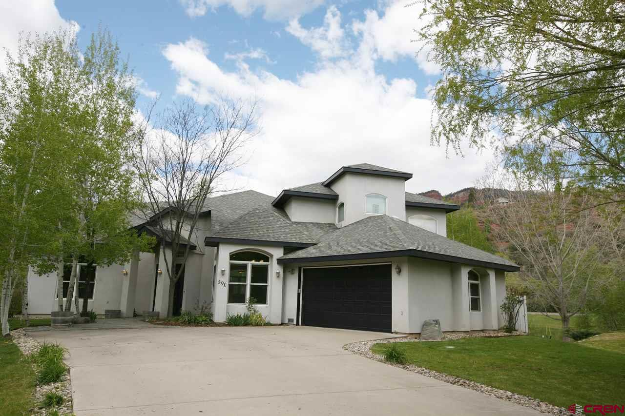 590 Horse Thief Lane  , Durango