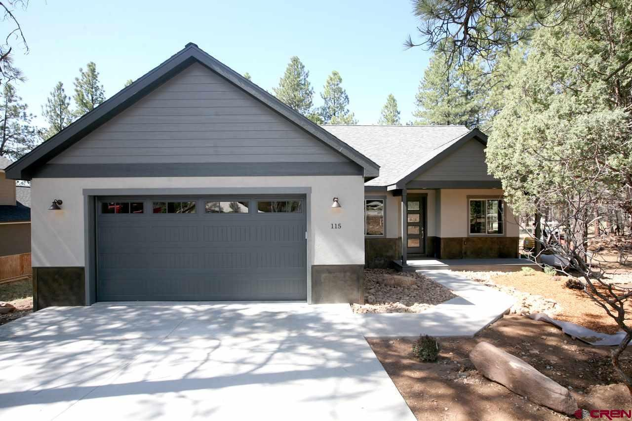 115 Big Bend Court  , Durango
