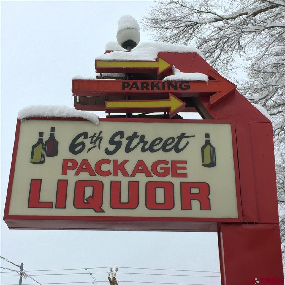 6th St Liquor  , Durango