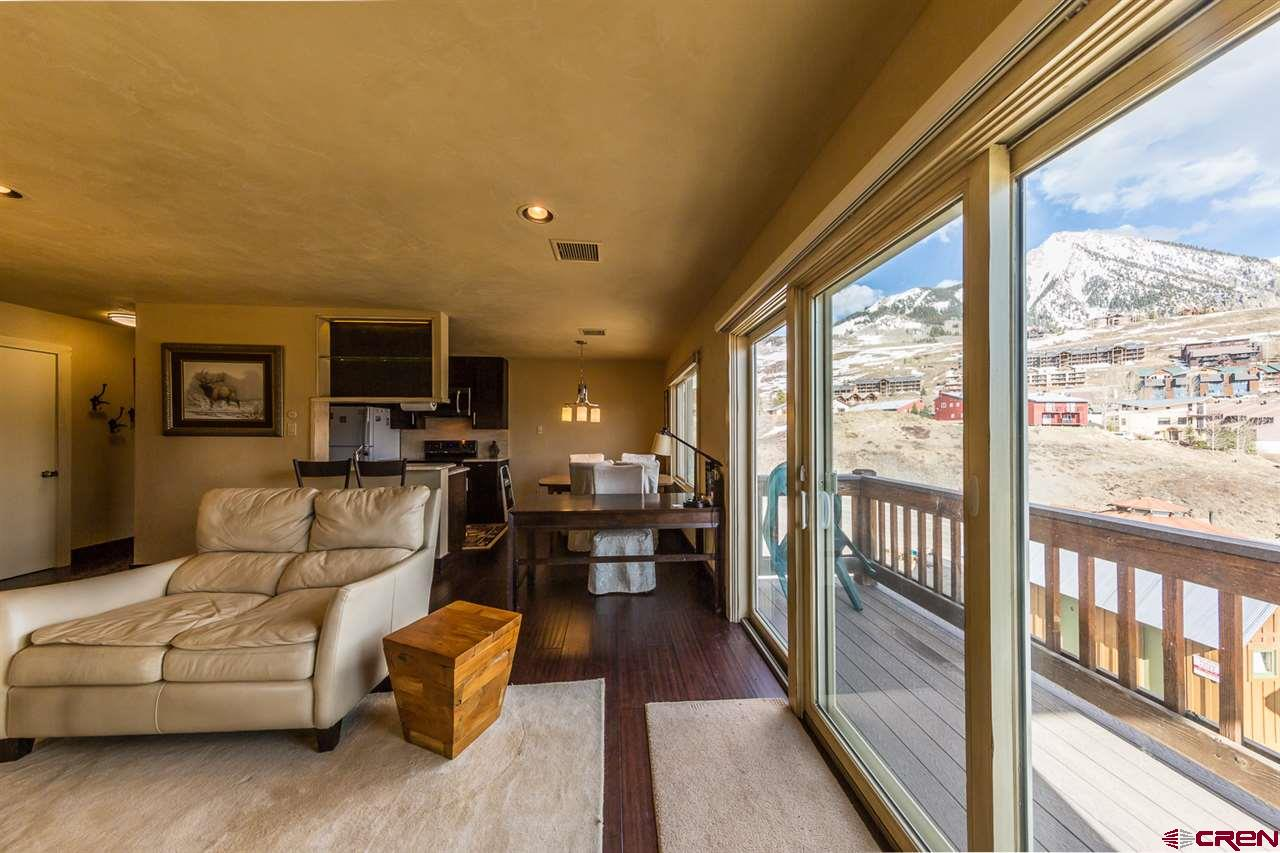 251 Gothic Road, Mt. Crested Butte, CO Real Estate. MLS # 744169