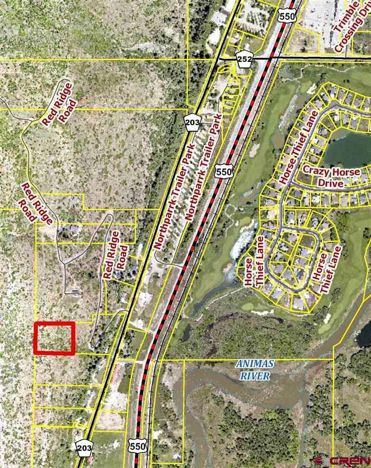 Durango Real Estate 461-Red-Ridge-Road - 749491