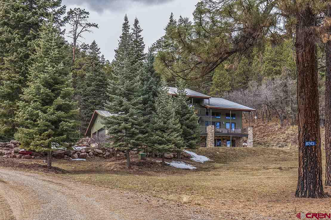 8743 Falls Creek Main, Durango Real Estate