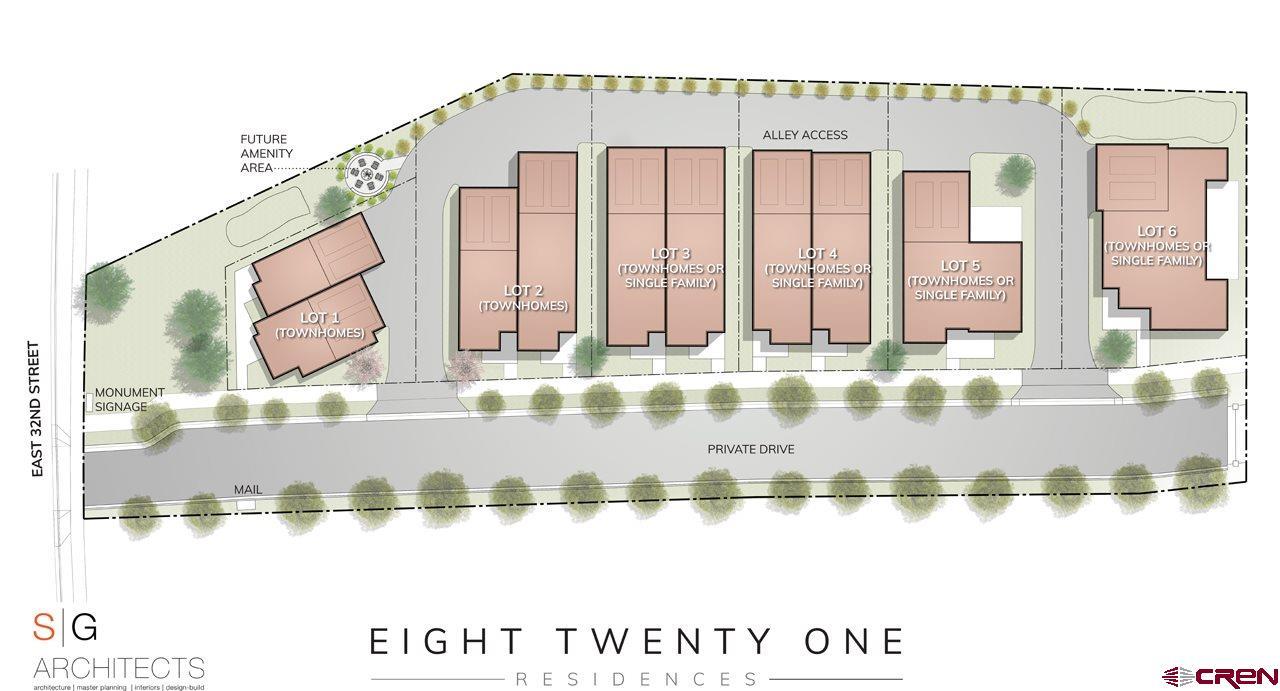 Durango Real Estate 821-E-32nd-Street - 761437