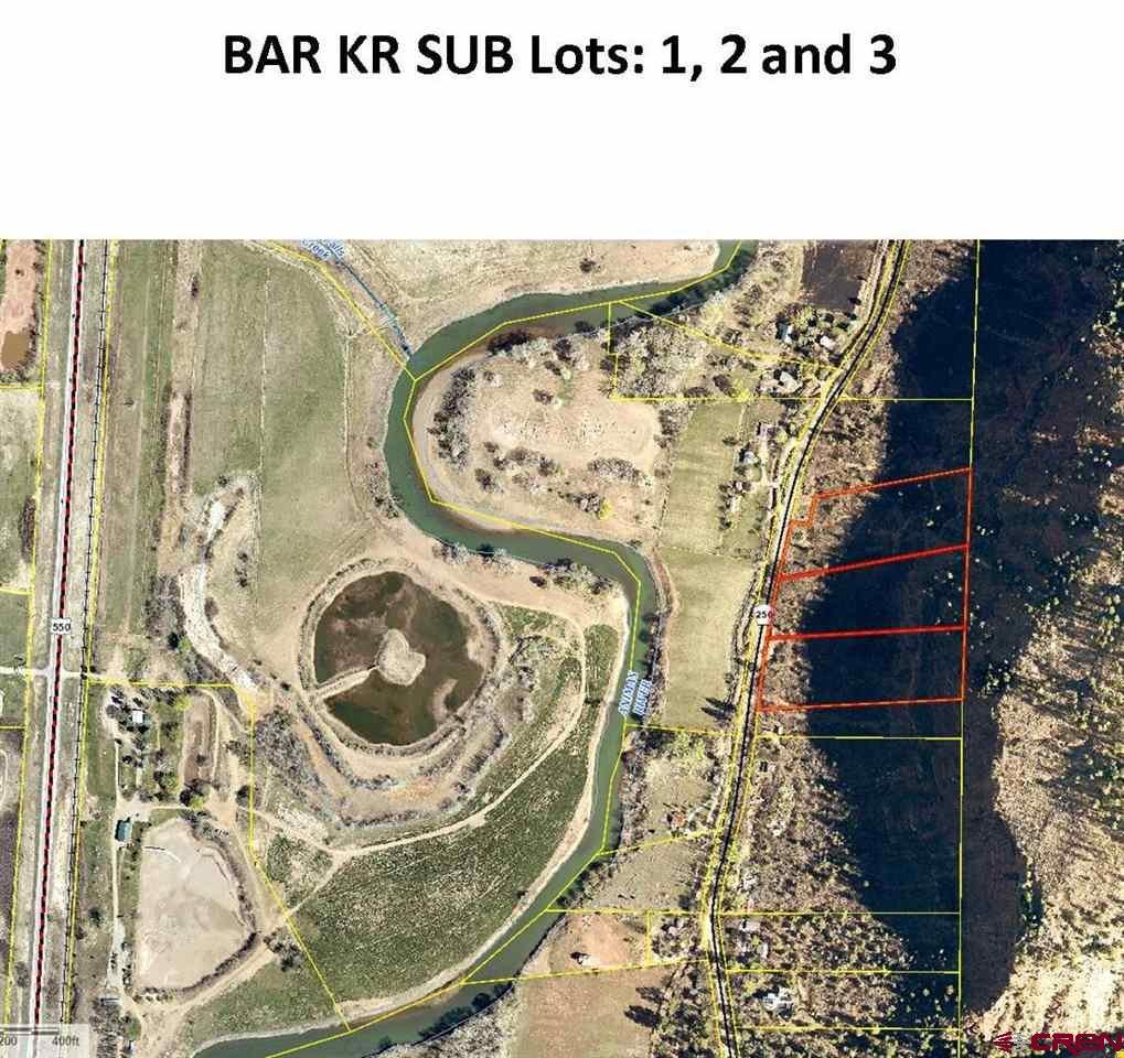 Durango Real Estate TBD-County-Road-250-(Lot-1,-2-and-3-combined) - 764371
