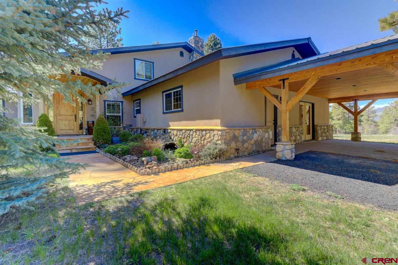 3700B County Road 600, Pagosa Springs Real Estate