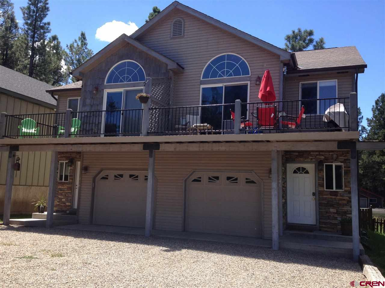 840 & 846 Cloud Cap Avenue  Duplex, Pagosa Springs Real Estate