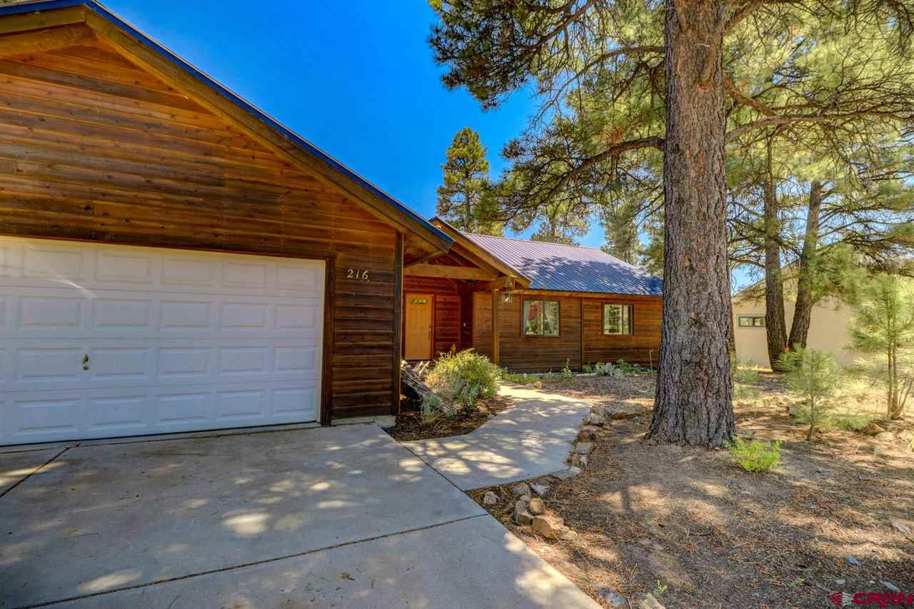 216 Beaver Circle, Pagosa Springs Real Estate