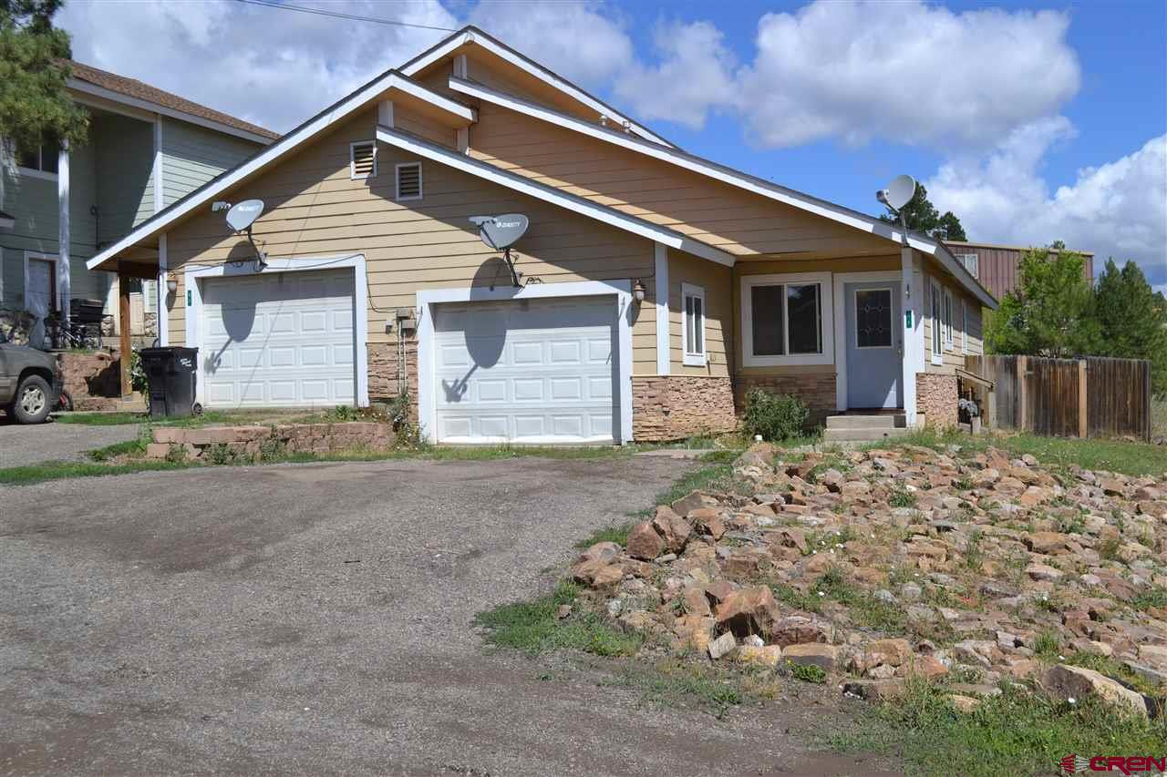 72 Great West  1 & 2, Pagosa Springs Real Estate