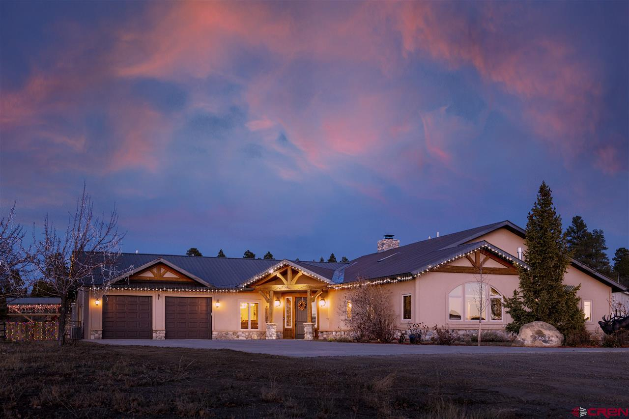 240 Paciente Place, Pagosa Springs Real Estate