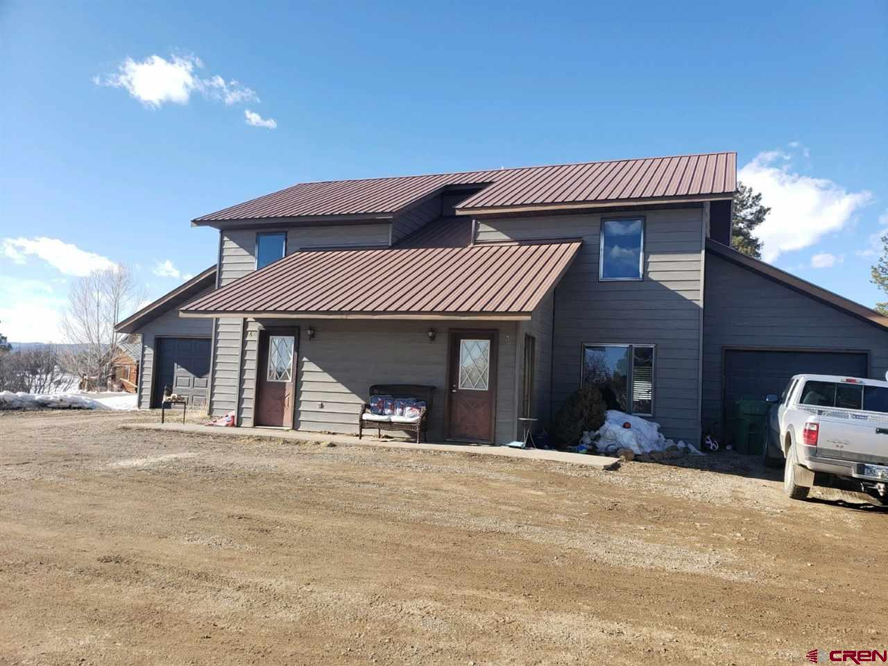 529 E Golf Place  1 & 2, Pagosa Springs Real Estate